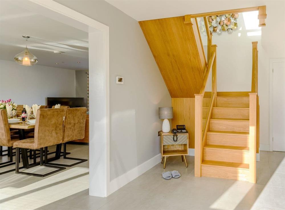 Hallway at Ty Canol,