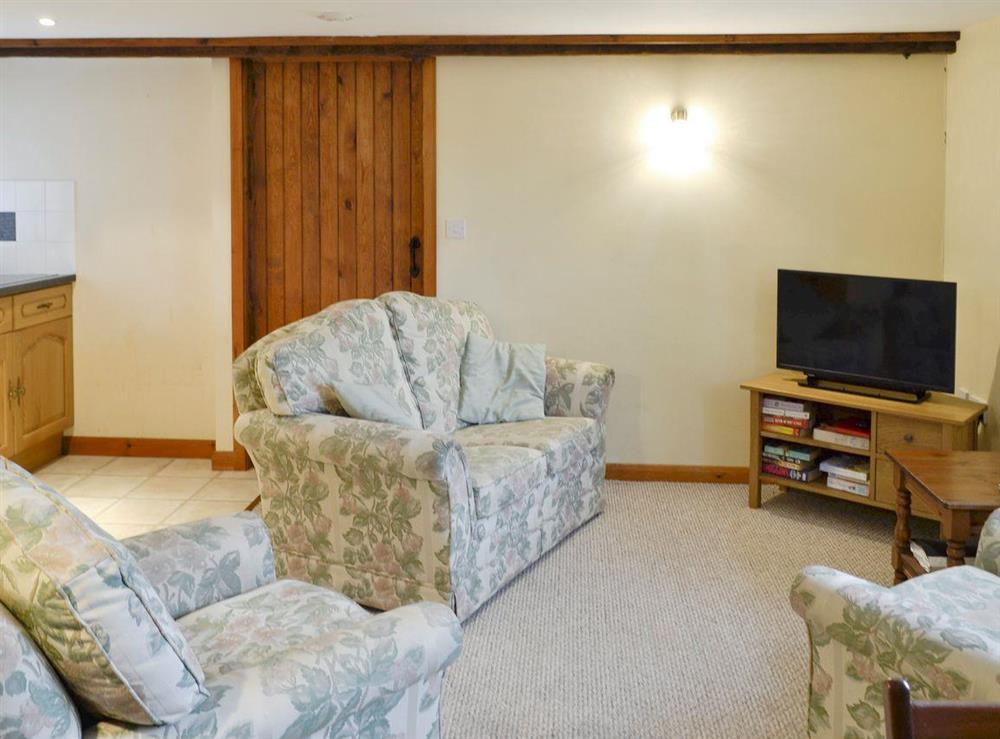 Comfy living area at Bluebell,