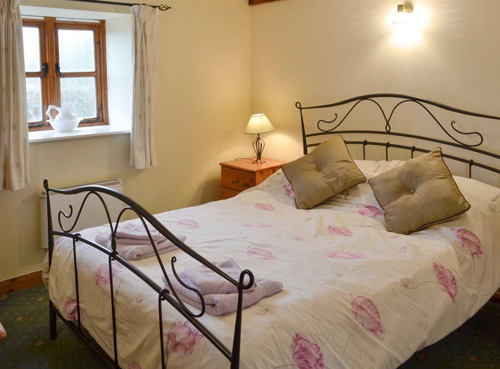 Relaxing double bedroom at Bluebell,