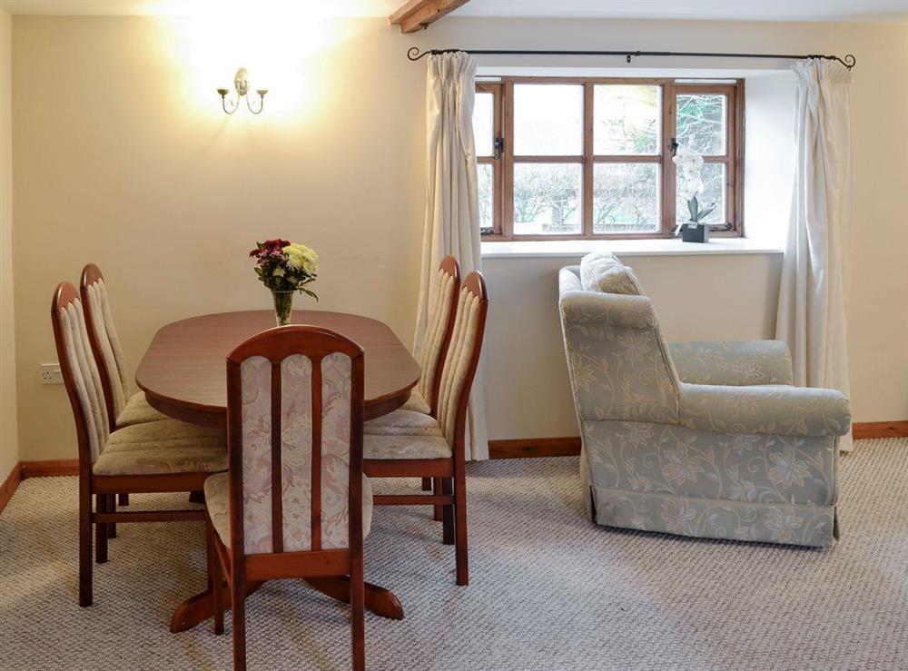 Convenient dining area at Primrose,