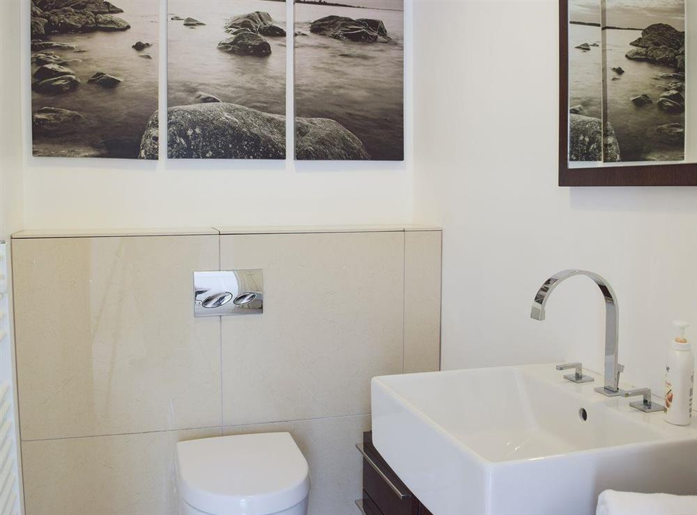 Bathroom (photo 4) at Hafan Dawel in Stepaside, near Saundersfoot, Pembrokeshire, Dyfed