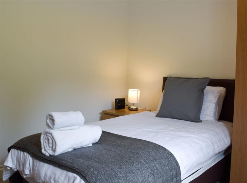 Single bedroom at Hafan Dawel in Stepaside, near Saundersfoot, Pembrokeshire, Dyfed