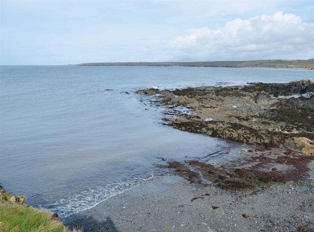 Gwynedd Coast at Hafan in Llangwnadl, near Nefyn, Gwynedd