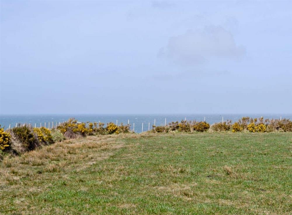 View at Hafan in Llangwnadl, near Nefyn, Gwynedd