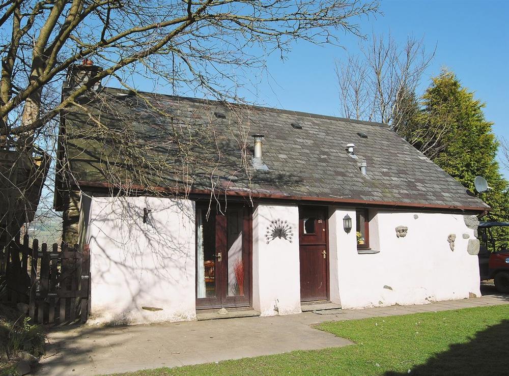 Exterior at Hafoty Boeth Cottage in Bryn Saith Marchog, near Ruthin, Clwyd