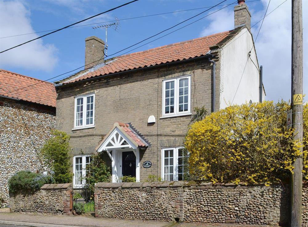 Quirky period cottage oozing with history and charm at Half Penny Cottage in Docking, near Hunstanton, Norfolk