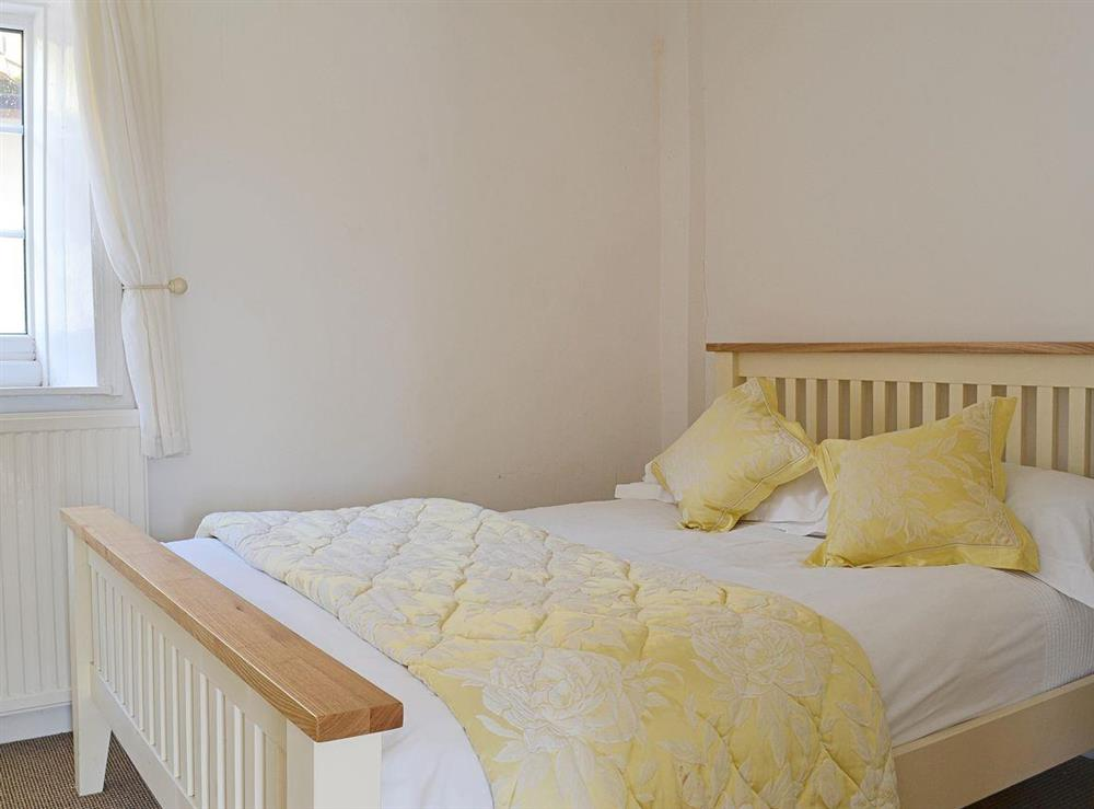 The second double bedroom is cosy and comfortable at Half Penny Cottage in Docking, near Hunstanton, Norfolk