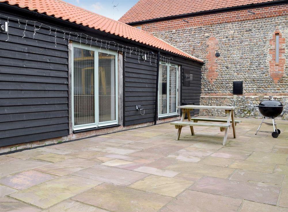 Semi-detached barn conversion at Courtyard Barn,