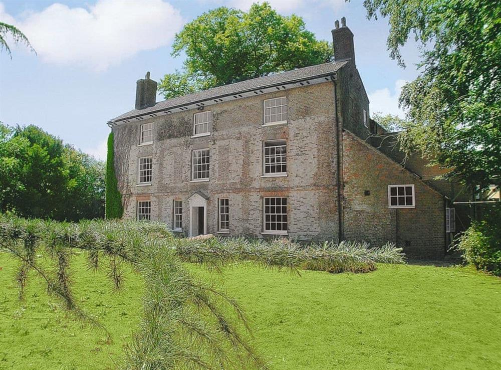 Exterior at Hall Farm in Kings Lynn, Norfolk., Great Britain