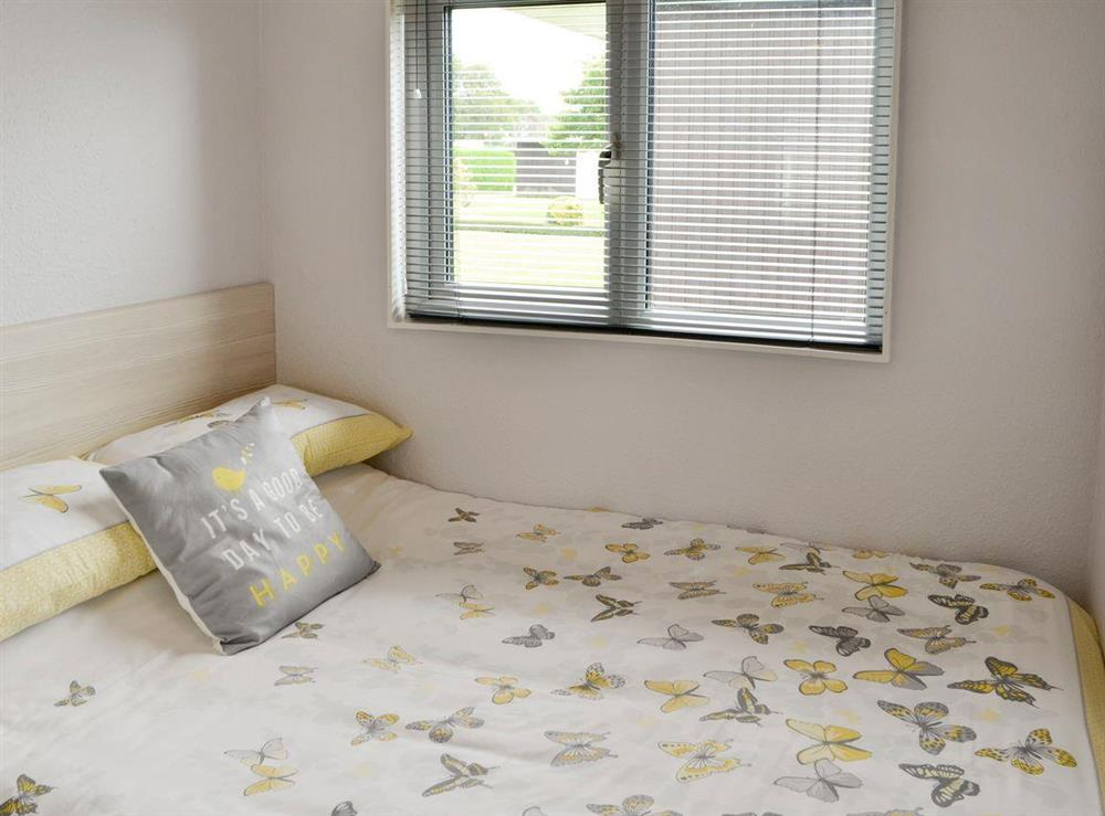 Peaceful double bedroom at Happy Times in Stalham, Norfolk