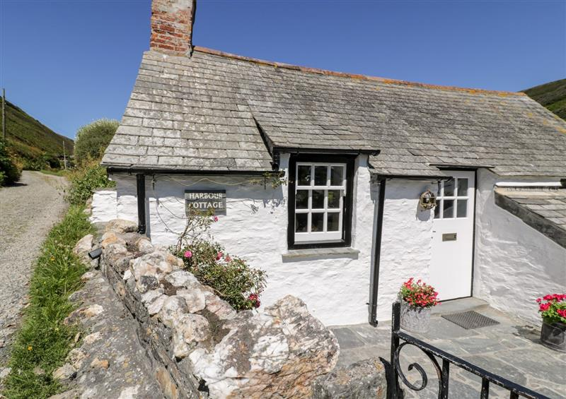This is Harbour Cottage