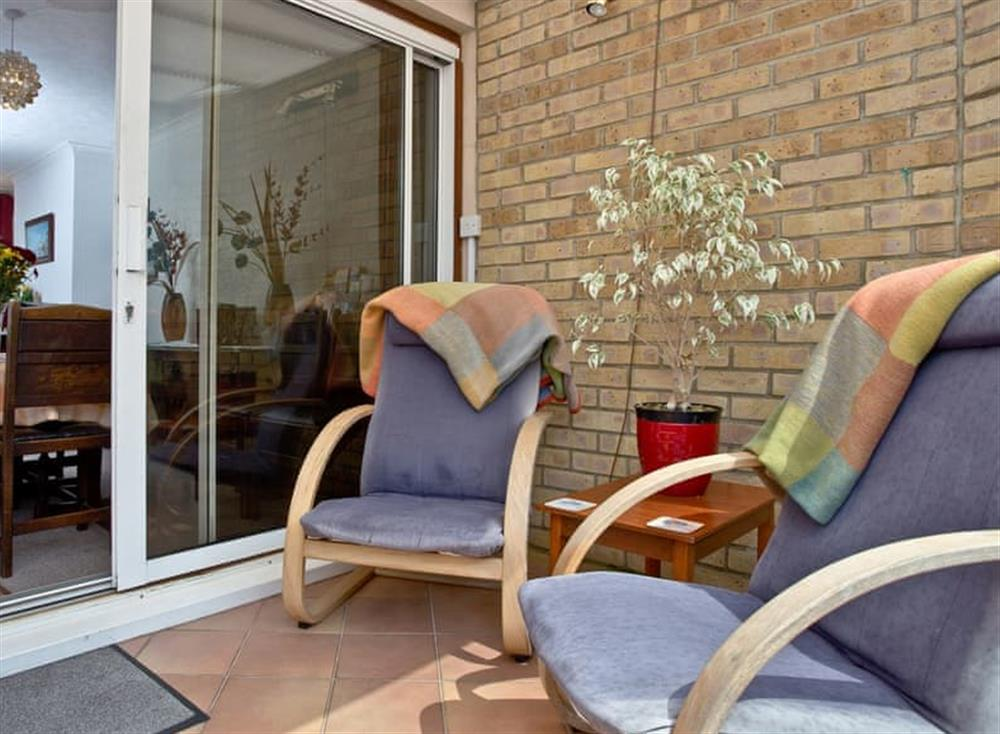 Conservatory at Harbour View in , Brixham