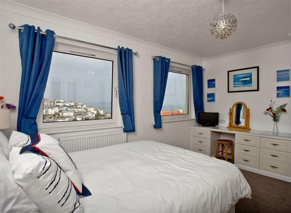 Double bedroom (photo 2) at Harbour View in , Brixham