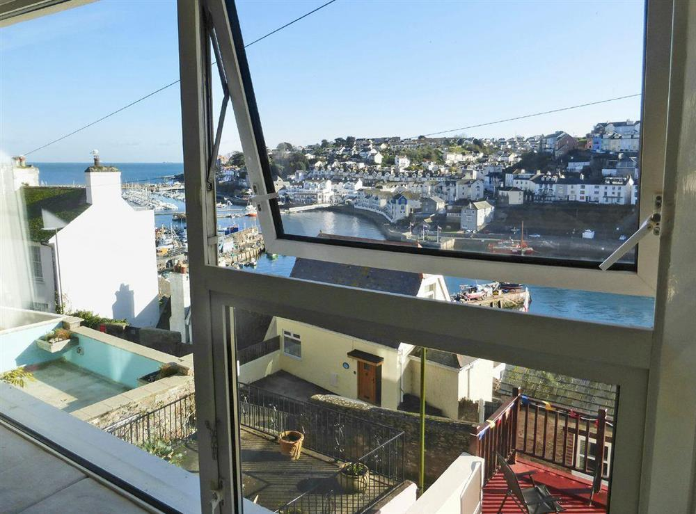 Picture-perfect views at Harbour Watch in Brixham, Devon