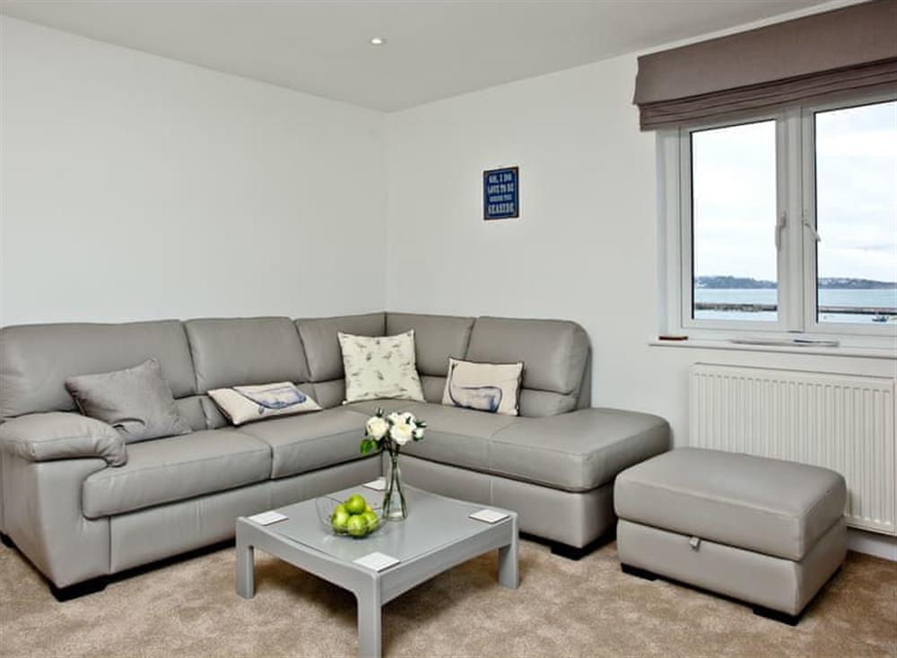 Living area (photo 2) at Harbourside in , Brixham