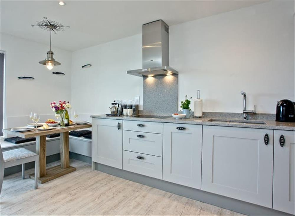 Open plan living space (photo 2) at Harbourside in , Brixham