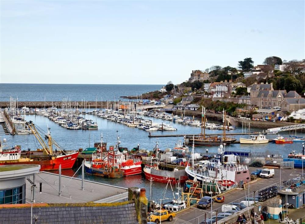 View at Harbourside in , Brixham