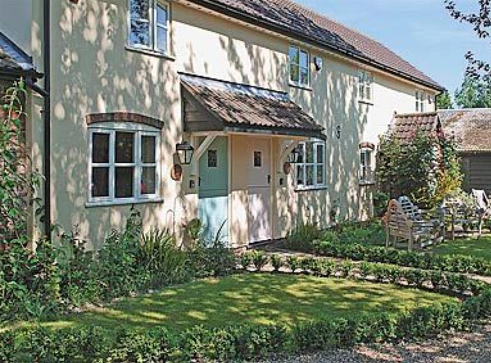 Exterior at Harness Cottage in Earl Stonham, Suffolk