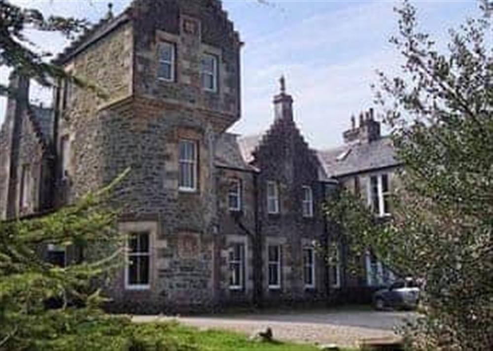 Exterior at Harness Room in South Lochaweside, Argyll