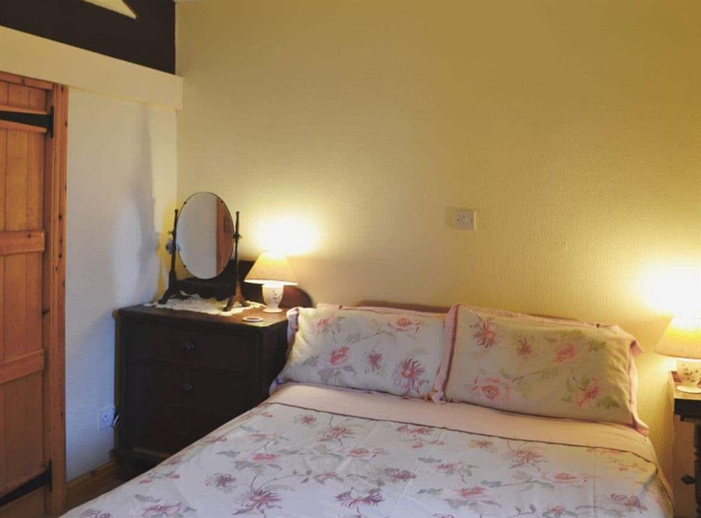 Double bedroom at The Granary,