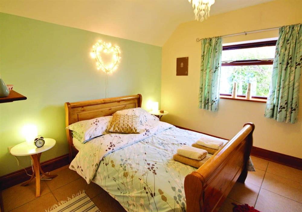 Harvest Cottage double bedroom at Harvest Cottage in Alford, Aberdeenshire