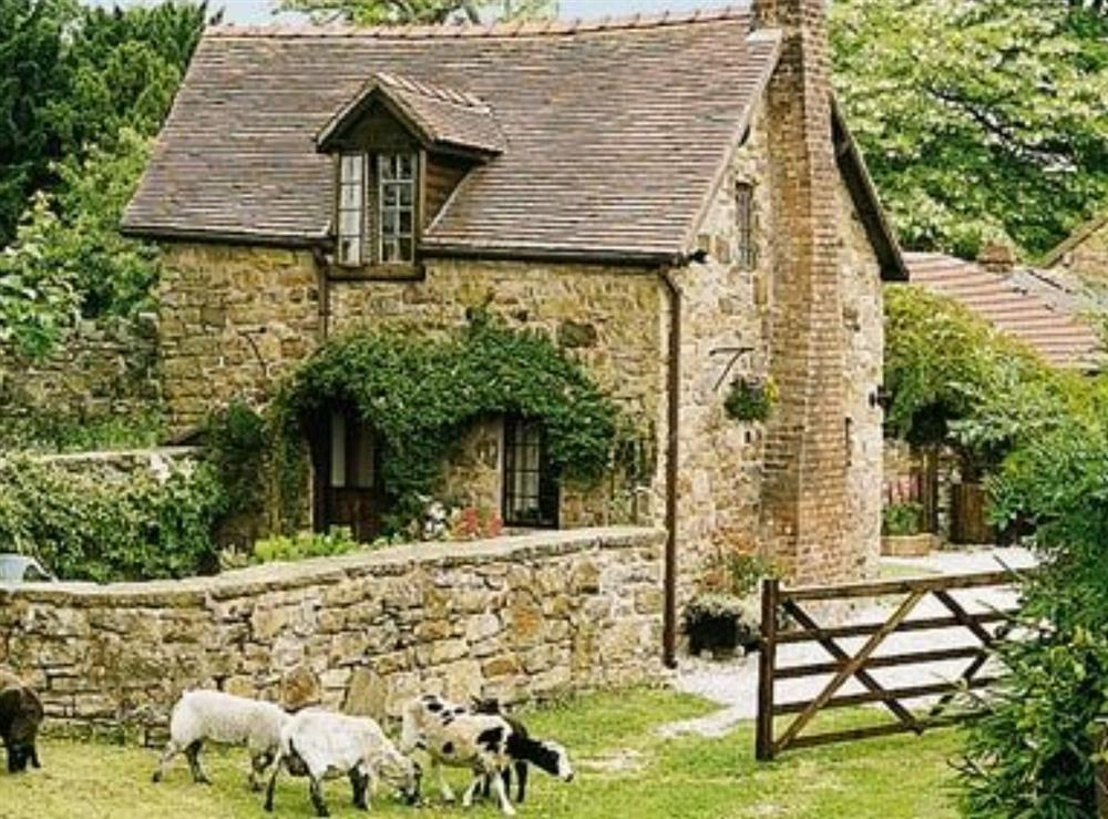 Exterior at Harvest Cottage in Pen-y-Cae, Nr Ruabon, Clwyd., Great Britain