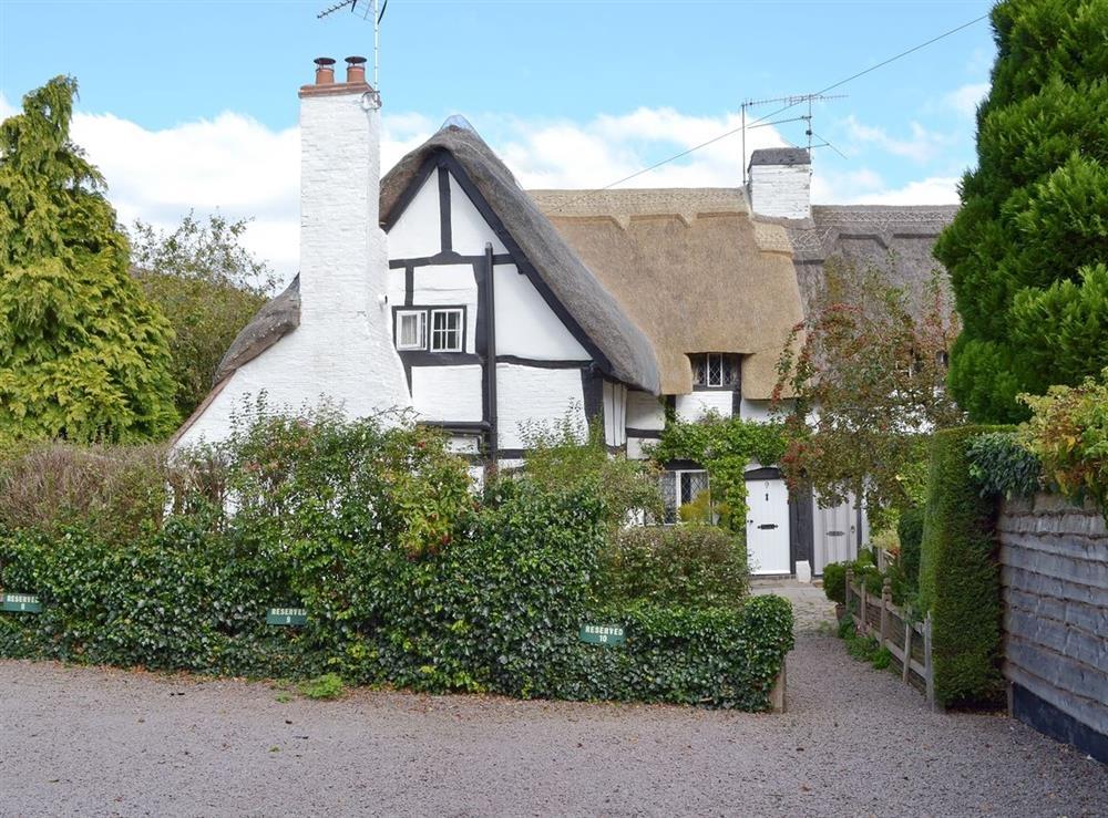 Exterior at Hathaway Hamlet in Stratford-upon-Avon, Warks., Warwickshire