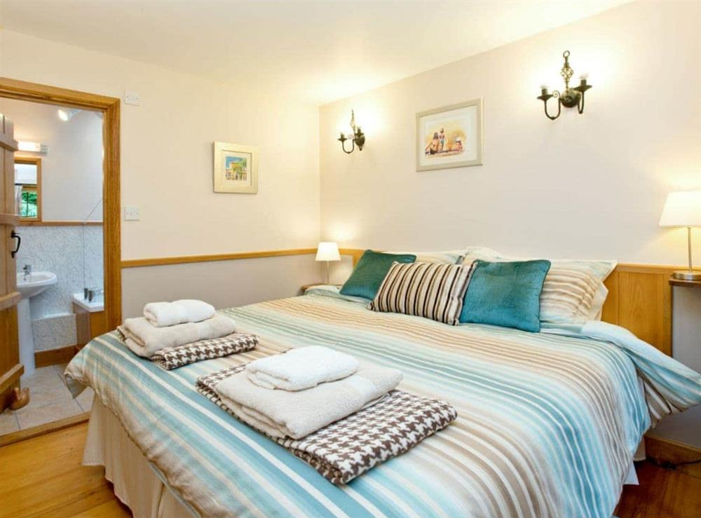 Bedroom as double at Hazelnut Cottage in Bury St. Edmunds, Suffolk