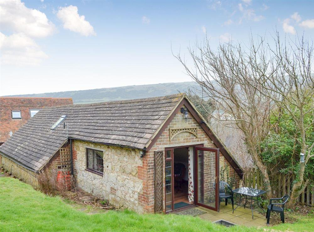 Comfortable detached holiday home at The Hayloft,