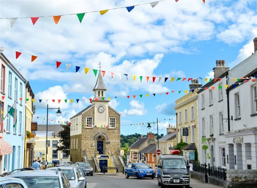 Narberth Market town