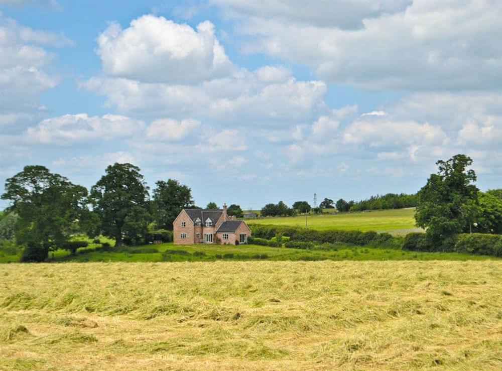 Exterior at Heckingham Manor in Heckingham, near Loddon, Norfolk