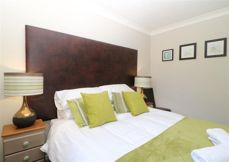 This is a bedroom at Hedgerow, Blackawton