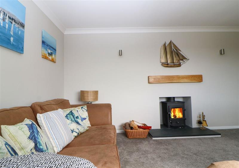 This is the living room at Hedgerow, Blackawton