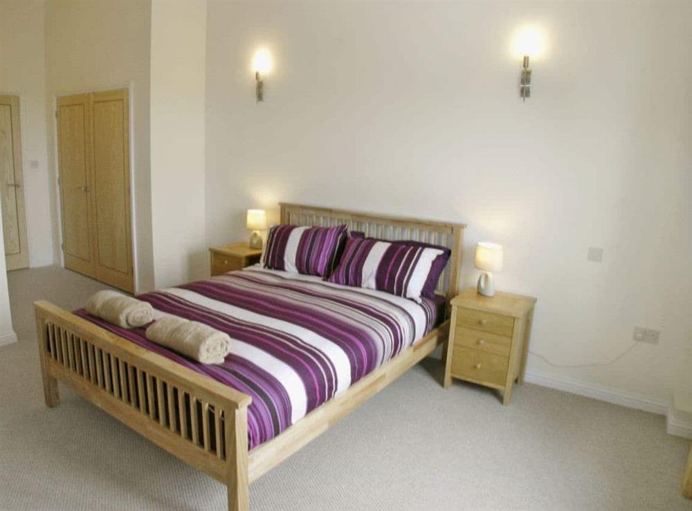 Double bedroom at Heigham View in Martham, Norfolk., Great Britain