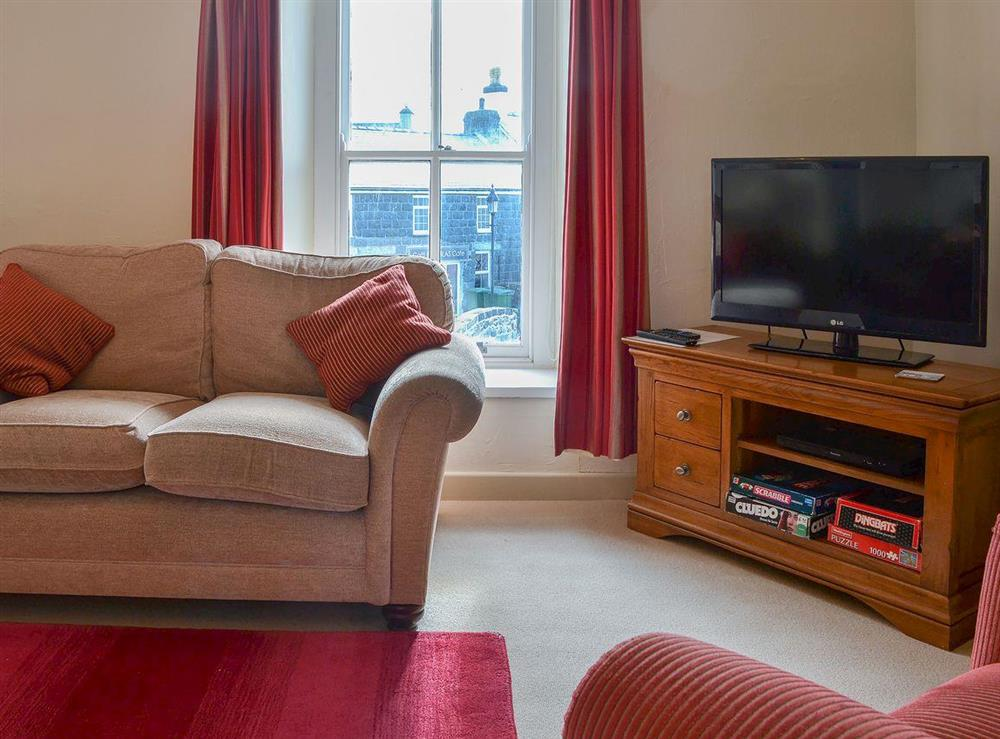 Cosy living room at Daron,