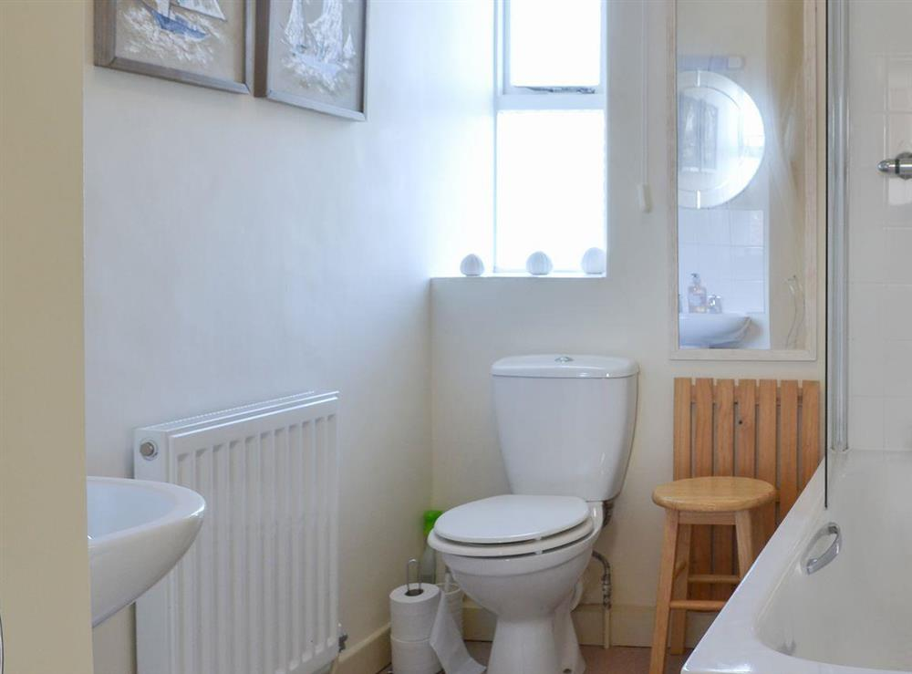 Light and airy bathroom at Daron,