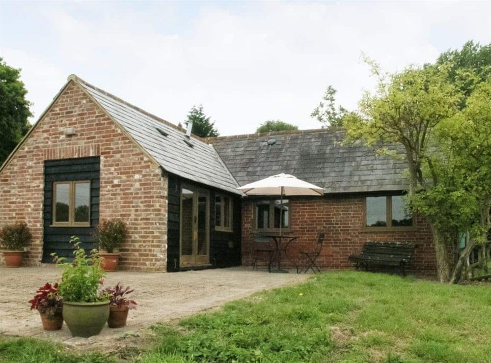 Exterior at Henley Cottage in Catsfield, near Battle, E. Sussex., East Sussex