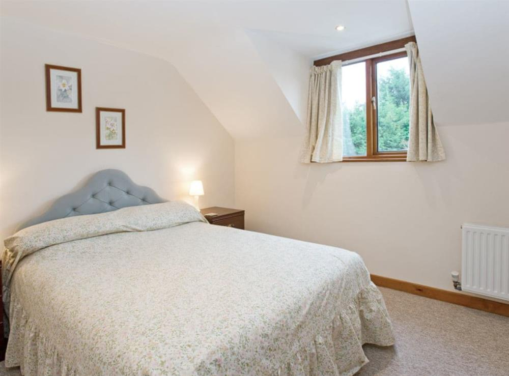 Double bedroom at Heron in Wayford Bridge, near Stalham, Norfolk
