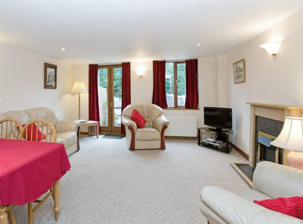 Open plan living/dining room/kitchen at Heron in Wayford Bridge, near Stalham, Norfolk