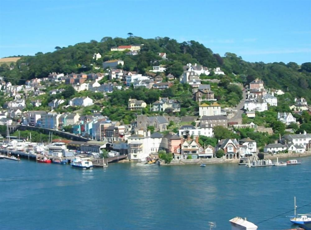 View from the house of Kingswear