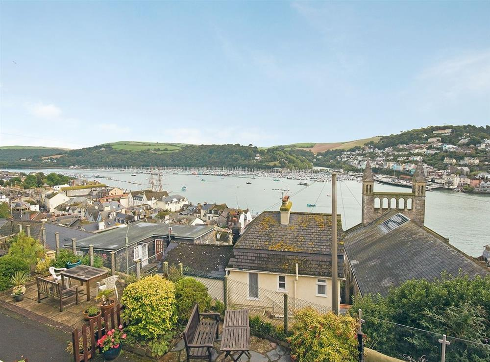 View at Herons in Dartmouth, Devon
