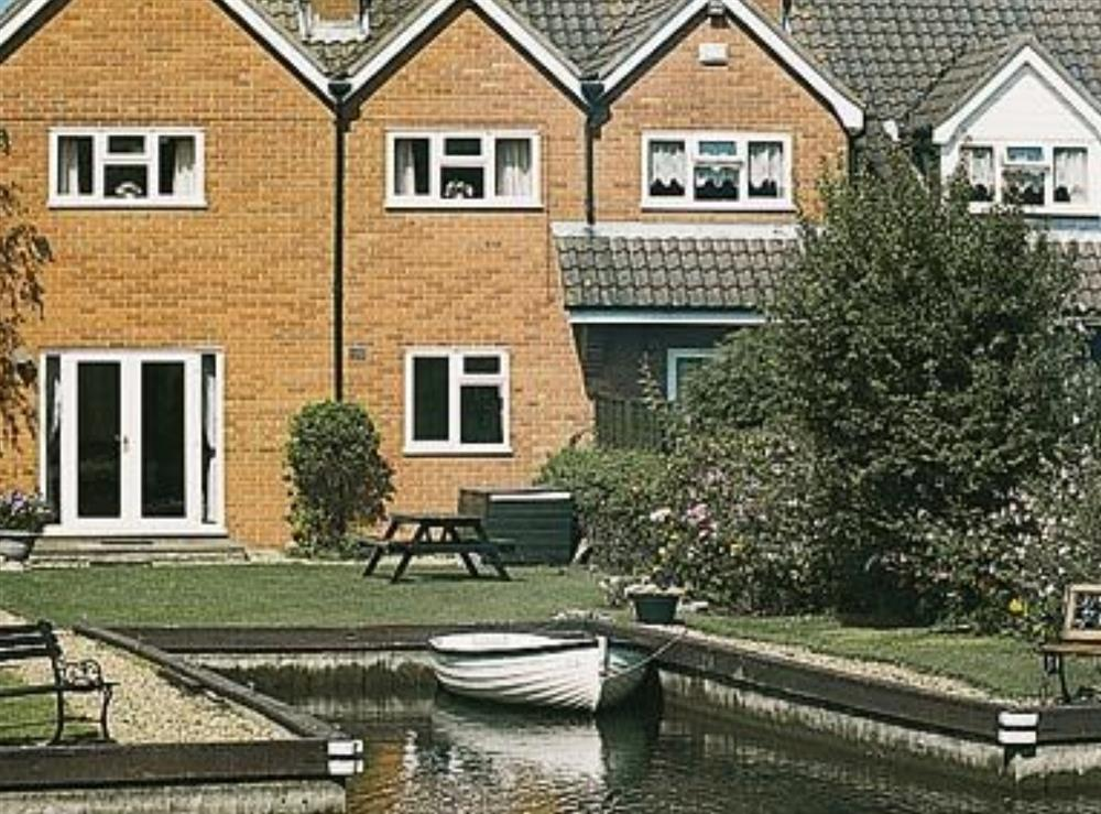 Exterior at Heron's Quay in Wroxham, Norfolk