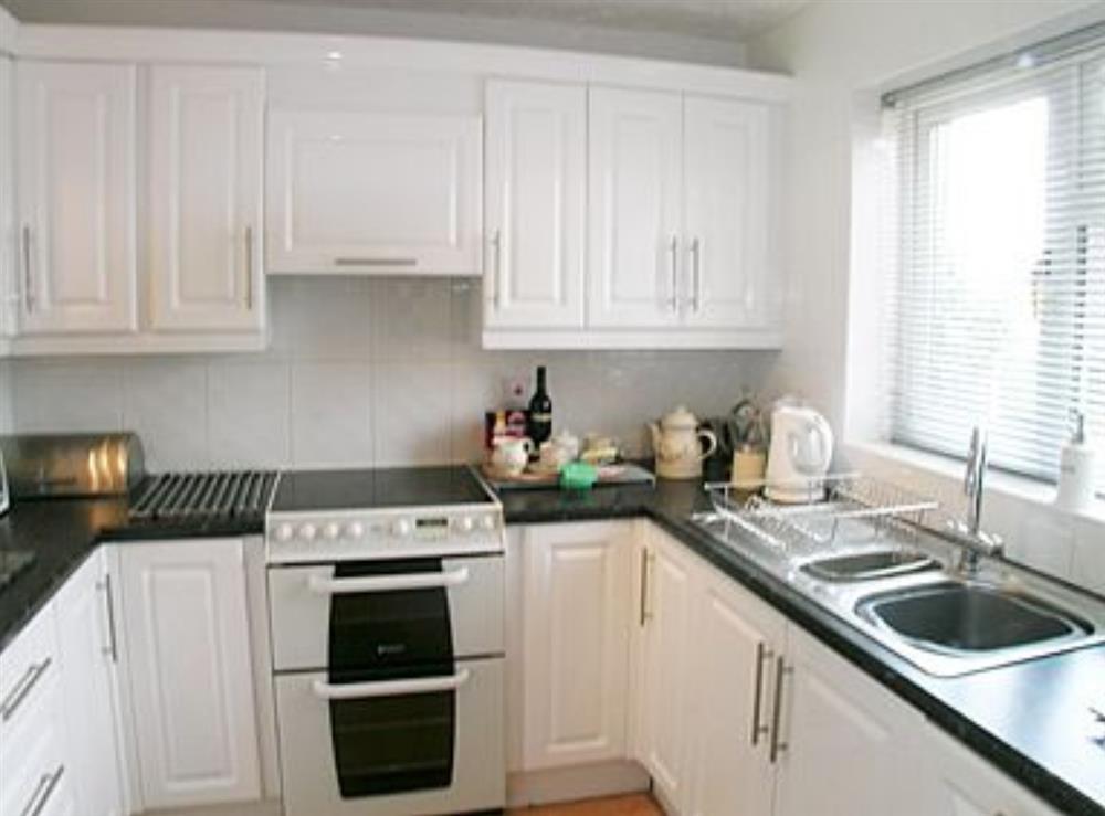 Kitchen at Heron's Quay in Wroxham, Norfolk