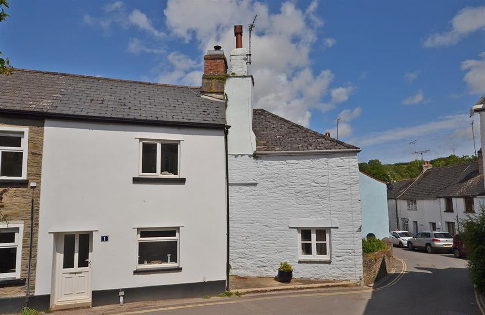 Hideaway is tucked away in the pretty village of Harbertonford, just a few miles from Totnes at Hideaway, Harbertonford