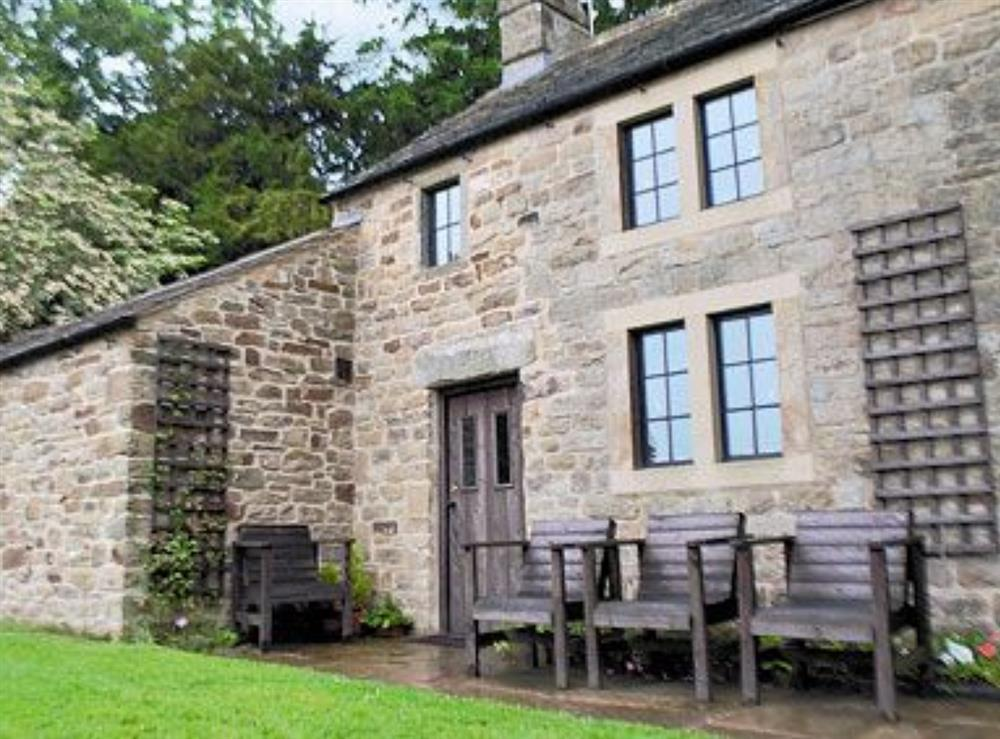 Exterior at Highbury Cottage in Hathersage, South Yorkshire