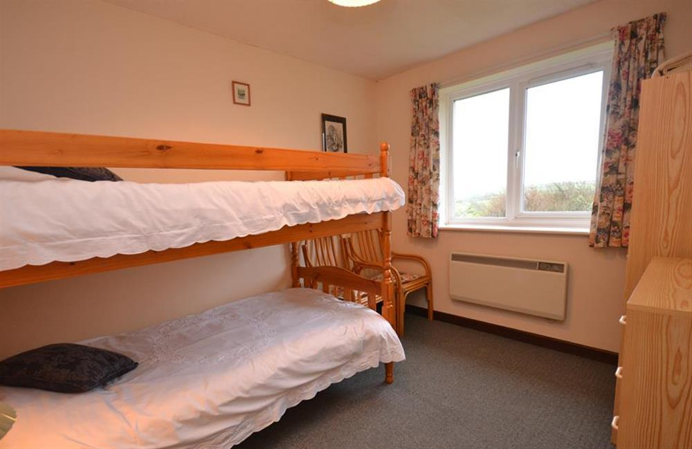 Another view of the bunk room at Higher Norton Farm, The Annexe, East Allington