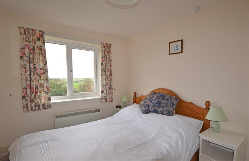 Another view of the double bedroom at Higher Norton Farm, The Annexe, East Allington