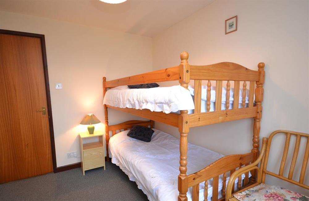 The bunk room at Higher Norton Farm, The Annexe, East Allington