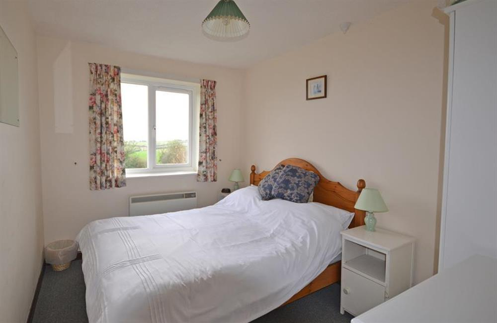 The double room at Higher Norton Farm, The Annexe, East Allington