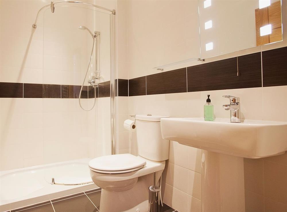 Bathroom at Wisteria House,